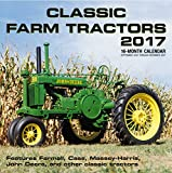 img - for Classic Farm Tractors 2017: 16-Month Calendar September 2016 through December 2017 book / textbook / text book