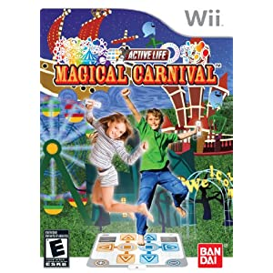 Review of Active Life Magical Carnival for Wii