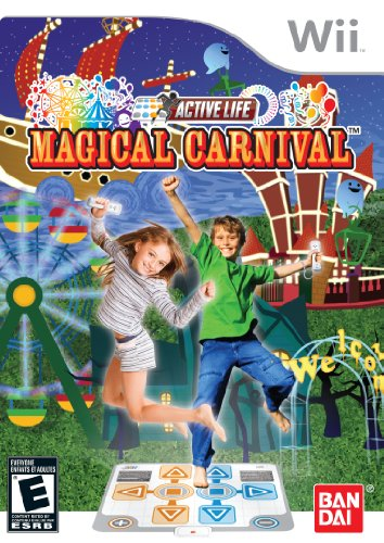 Active Life: Magical Carnival - Nintendo Wii - 1