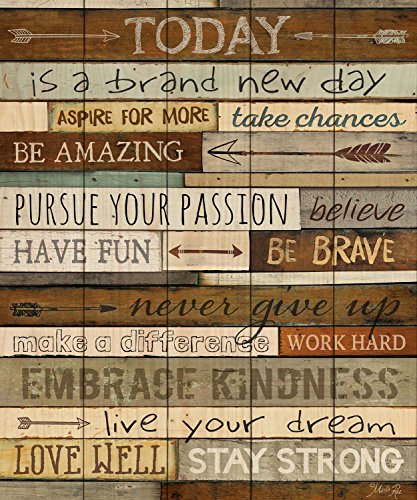 today-is-a-brand-new-day-inspirational-phrases-21-x-18-wood-pallet-wall-art-sign-plaque