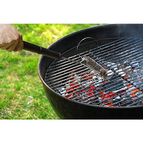 how to clean stainless steel bbq grills
