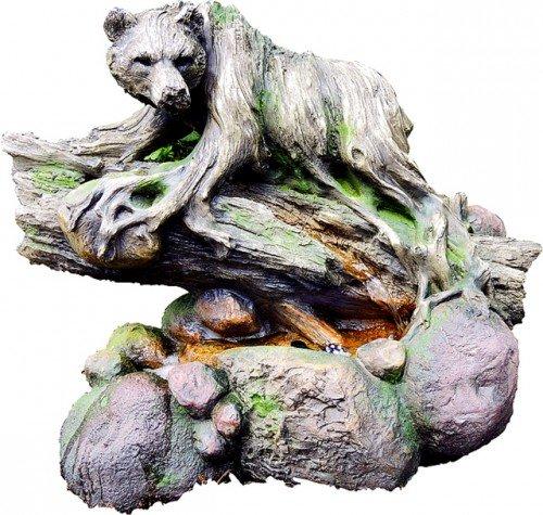 Granimex Wasserspiel Bär