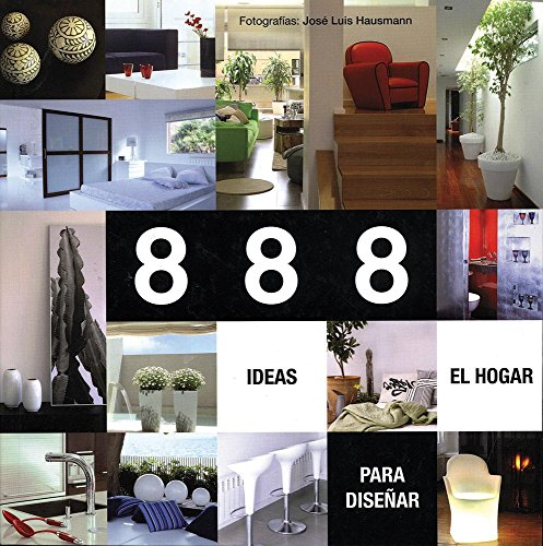 Used vg 888 ideas para dise ar el hogar 888 ideas for for Ideas para el hogar