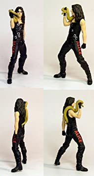 The Promotions Factory - Super Stars figurine Alice Cooper 10 cm