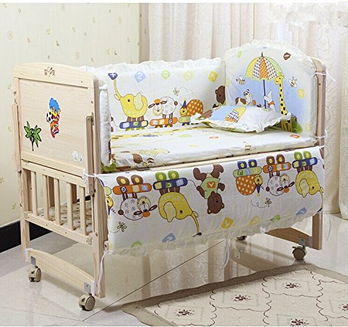 Linen Baby Bedding back-1075895