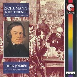 Schumann, Gade, Brahms, Kirchner, piano Dirk Joeres