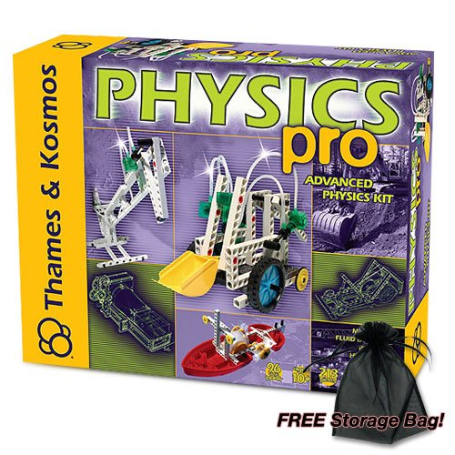 Physics Pro Advanced Physics Kit w/Free Storage Bag