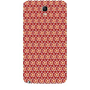 Skin4Gadgets ABSTRACT PATTERN 51 Phone Skin STICKER for SAMSUNG GALAXY NOTE 3 NEO (SM-N7505,N750)