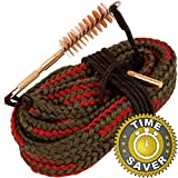 BORE SNAKES by Sage & Braker. Throw away the rods, brushes and patches. One swipe and your gun bore shines like new. Our gun cleaning kits are unmatched in quality and design. Cleaner, faster, period.
