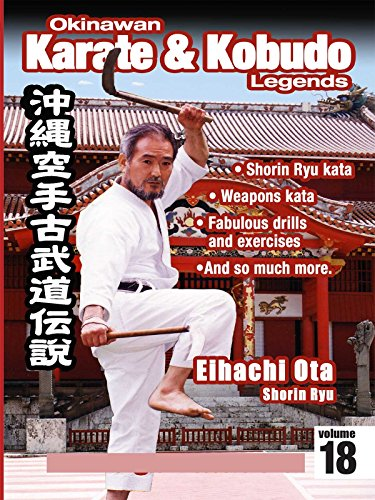 Eihachi Ota Shorin Ryu - OKKL #18