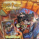 Harry Potter and The Sorcerer's Stone 300 Piece Mystery Puzzle (with magic decoder)