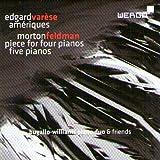 Amériques - Piece For Four Pianos - Five Pianos