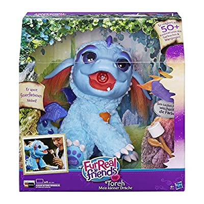 My Blazin' Dragon by Fur Real Friends 2016 Christmas TOP TOYS