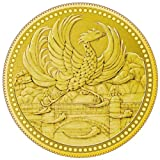 2009年 天皇陛下御在位20年記念1万円金貨プルーフ(CJ1G90042)
