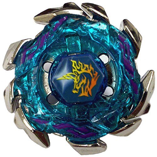 1 X Blitz Unicorno Striker 4D Metal High Performance Battling Top BB-117 Novelty - 1