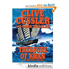 Treasure of Khan: Dirk Pitt Series, Book 19