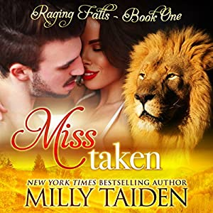 Raging Falls, Book 1 - Milly Taiden