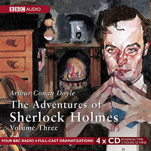 The Adventures of Sherlock Holmes: Library Edition: 3