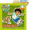 Jump, Baby Jaguar! (Book and CD)