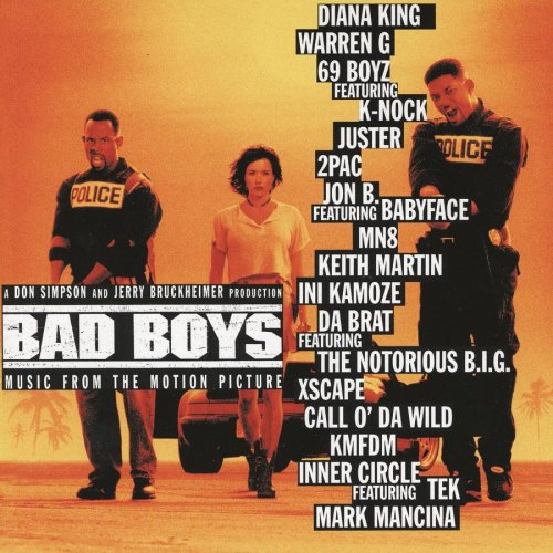 Xscape Album: «Bad Boys: Music From The Motion Picture»