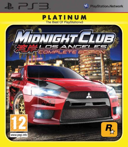 Midnight Club LA - Complete Platinum Edition - Used (PS3)