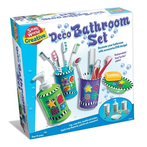 Small World Creative Deco Bathroom Set