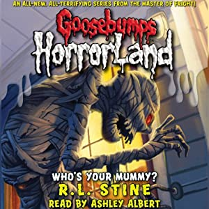 Goosebumps HorrorLand, Book 6 Audiobook