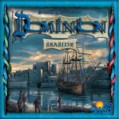 Rio Grande Games Dominion Seaside Board Games - 1