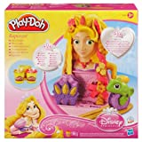 Disney Princess Play-Doh Rapunzel Hair Designs