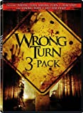 Wrong Turn Dvd 3 Pack [Region 1] [US Import] [NTSC]