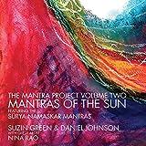 Surya Namaskar Mantras: Shanti Mix