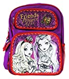 Full Size Purple Ever After High Heart Kids Backpack