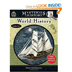 Mysteries in History: World History by Wendy Conklin