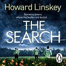 The Search Audiobook by Howard Linskey Narrated by Kieran Bew