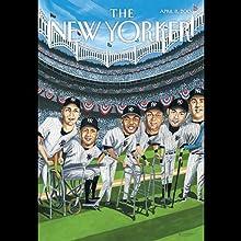 The New Yorker, April 8th 2013 (Hisham Matar, Jeremy Denk, Hendrik Hertzberg)  by Hisham Matar, Jeremy Denk, Hendrik Hertzberg Narrated by Todd Mundt