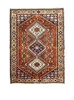 RugSense Alfombra Persian Yalameh Azul/Marrón/Multicolor 130 x 82 cm