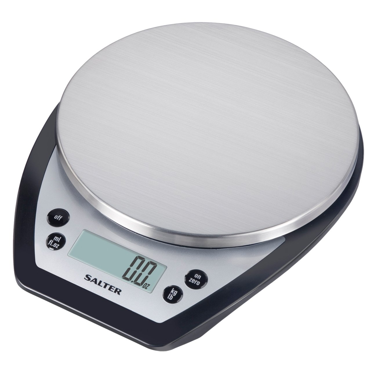 Salter 1020bkss aquatronic digital kitchen scale best for How much is a kitchen scale