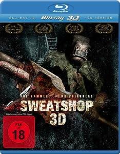 Sweatshop 3D [3D Blu-ray]