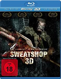 Sweatshop 3D [3D Blu-ray]
