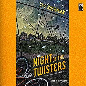 Night of the Twisters Audiobook