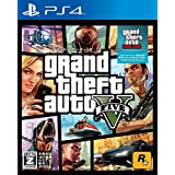 PS4 Grand Theft Auto V Cero Rating