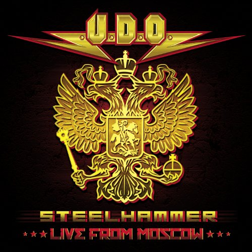 Steelhammer - Live From Moscow (Double Cd+Dvd Edition)