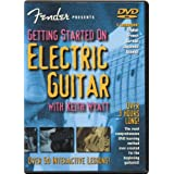 Fender Presents: Getting Started on Electric Guitar -- A Guide for Beginners ~ Keith Wyatt
