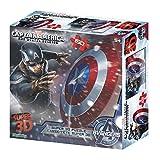 Captain America Super 3D Puzzle (150-Pie...