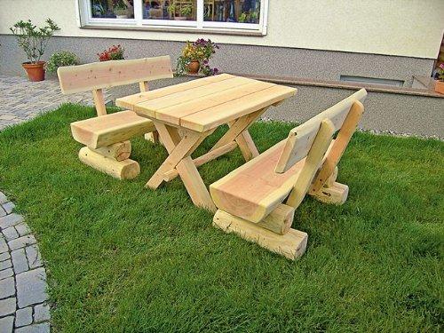 RUSTIKAL Tisch, Douglasie 1 Stück, 200 x 75 x 75 cm Douglasie günstig kaufen