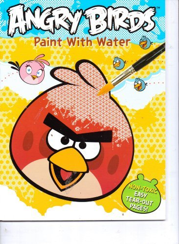 Angry Birds Paint With Water by Rovioi - 1