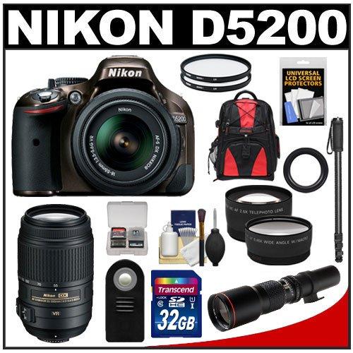 Nikon D5100 Telephoto Lens