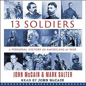 Thirteen Soldiers Audiobook
