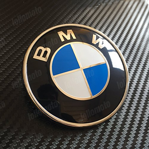 Stemma Bmw Cofano 82 Mm M Logo Emblema Fregio Badge M 1 M