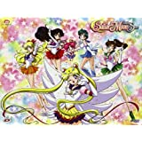 Sailor Moon - Sailor Stars Box #02 (Eps 184-200) (4 Dvd)